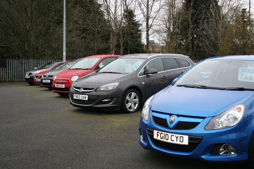 Crown Cars Sales Tredegar