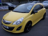 Vauxhall Corsa 1.2i 16v (85ps) Limited Edition (a/c)