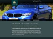 New website goes live.... Image © 2016 Crown Car Sales, Tredegar